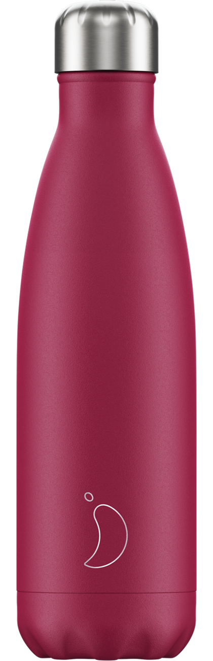 CHILLY'S Matte Editon - Pink