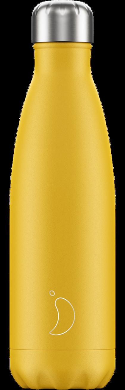 CHILLY'S Matte Editon - Yellow