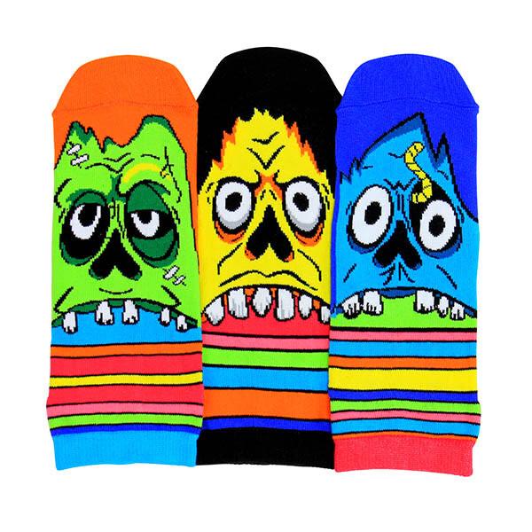 ODDSOCKS Sneaker Men - Monster