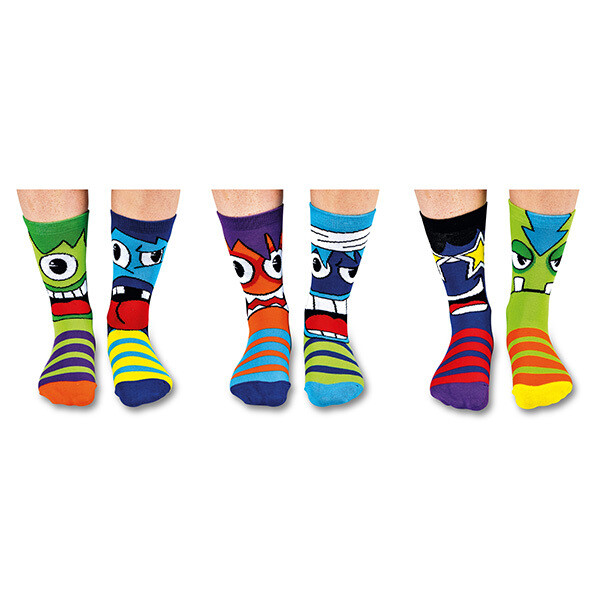 ODDSOCKS Kids - The Mashers