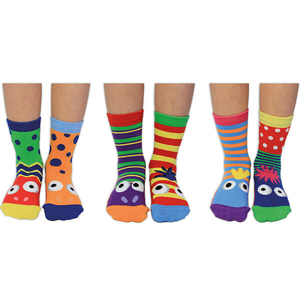 ODDSOCKS Kids - The Sock Puppets