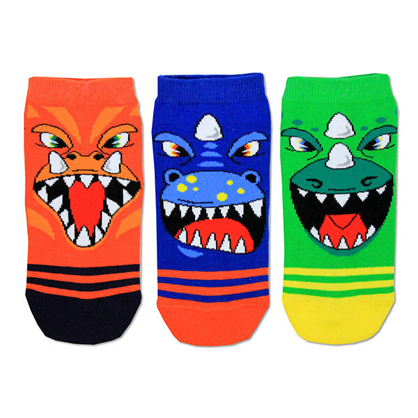 ODDSOCKS Sneaker Kids - Dinosaur