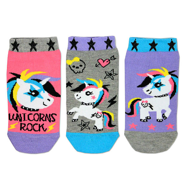 ODDSOCKS Sneaker Kids - Unicorn