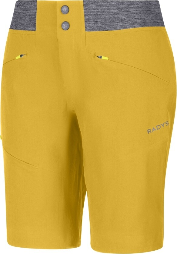 RADYS R4W Hiking Softshell Shorts Lady