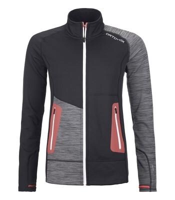 ORTOVOX Fleece Light Jacket Lady