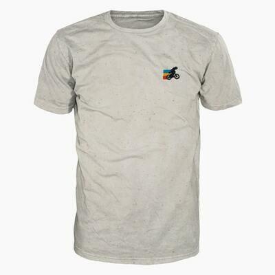 ALPRAUSCH Chline Biker T-Shirt Men