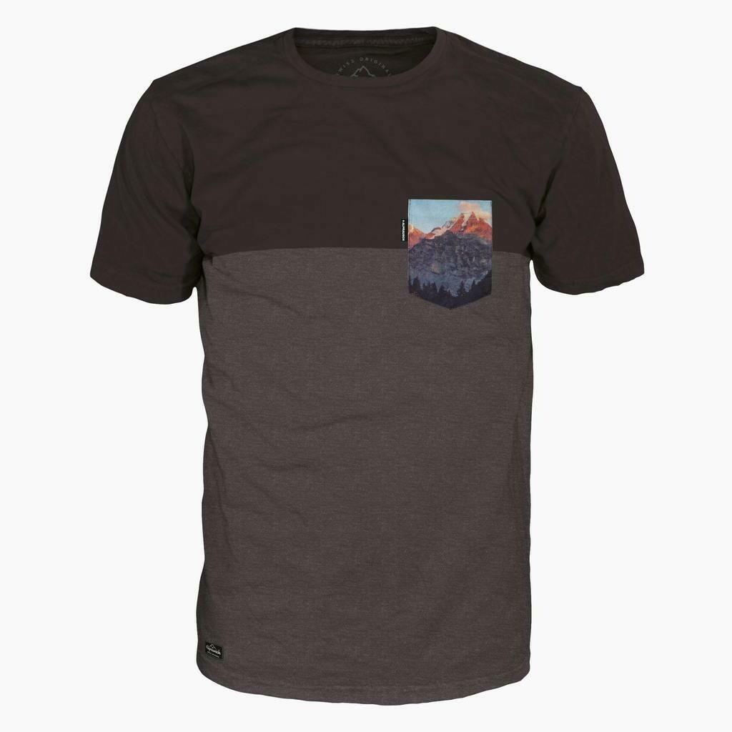 ALPRAUSCH Bergblick T-Shirt Men