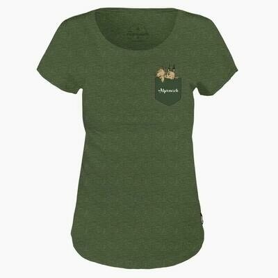 ALPRAUSCH Ciao A Tutti T-Shirt Lady