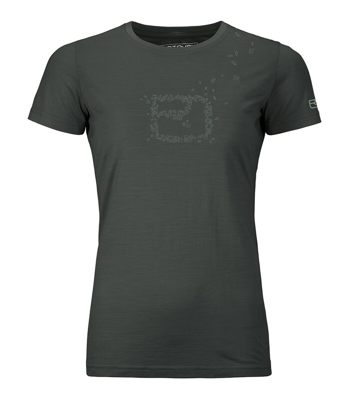 ORTOVOX Cool Leaves T-Shirt