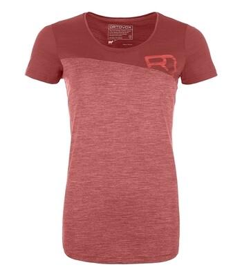 ORTOVOX Cool Logo T-Shirt Lady