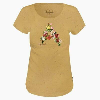 ALPRAUSCH Blüemli Julia T-Shirt Lady