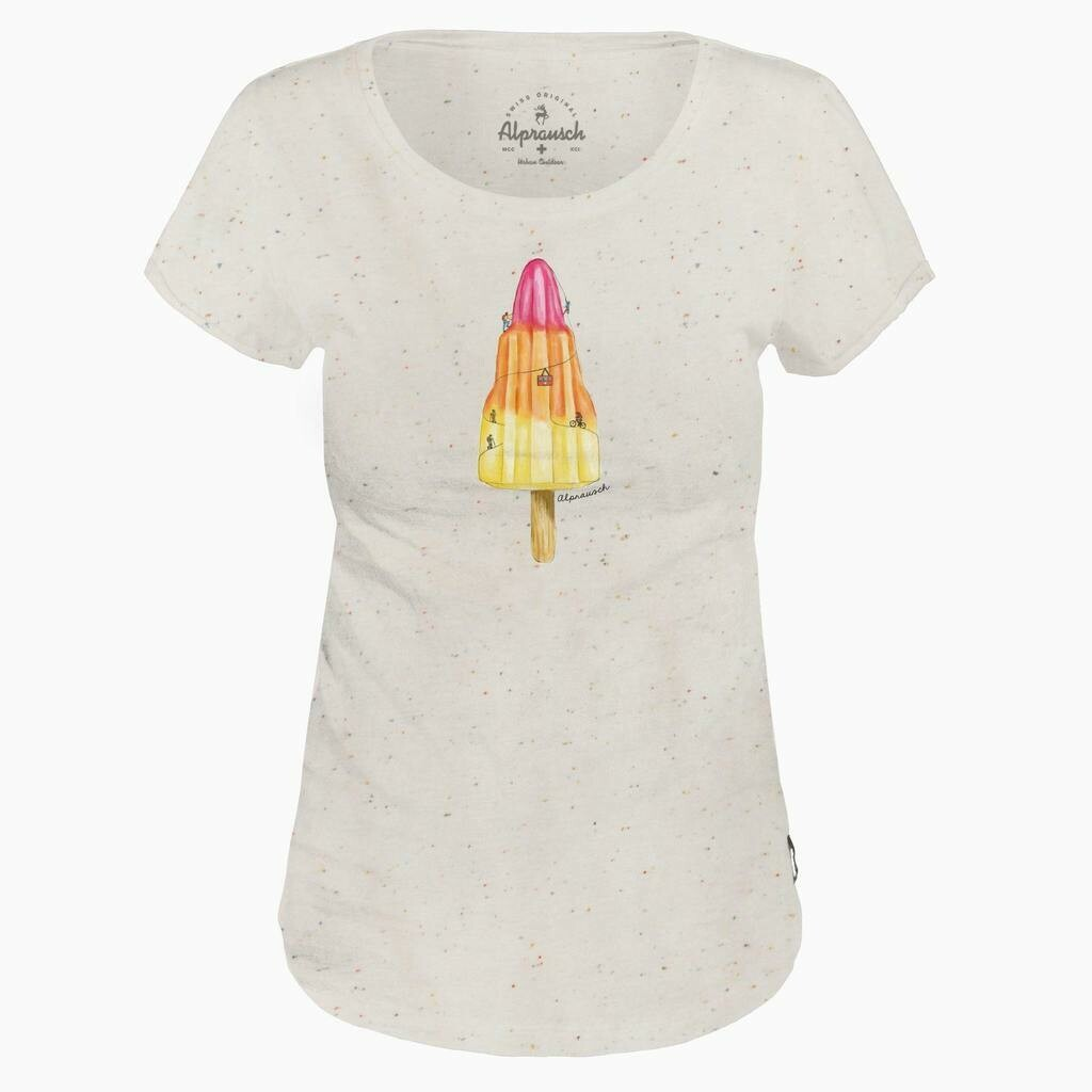 ALPRAUSCH Abentür Glace T-Shirt Lady