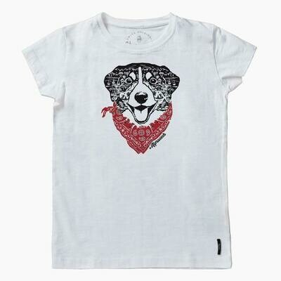 ALPRAUSCH Schärehund T-Shirt Lady