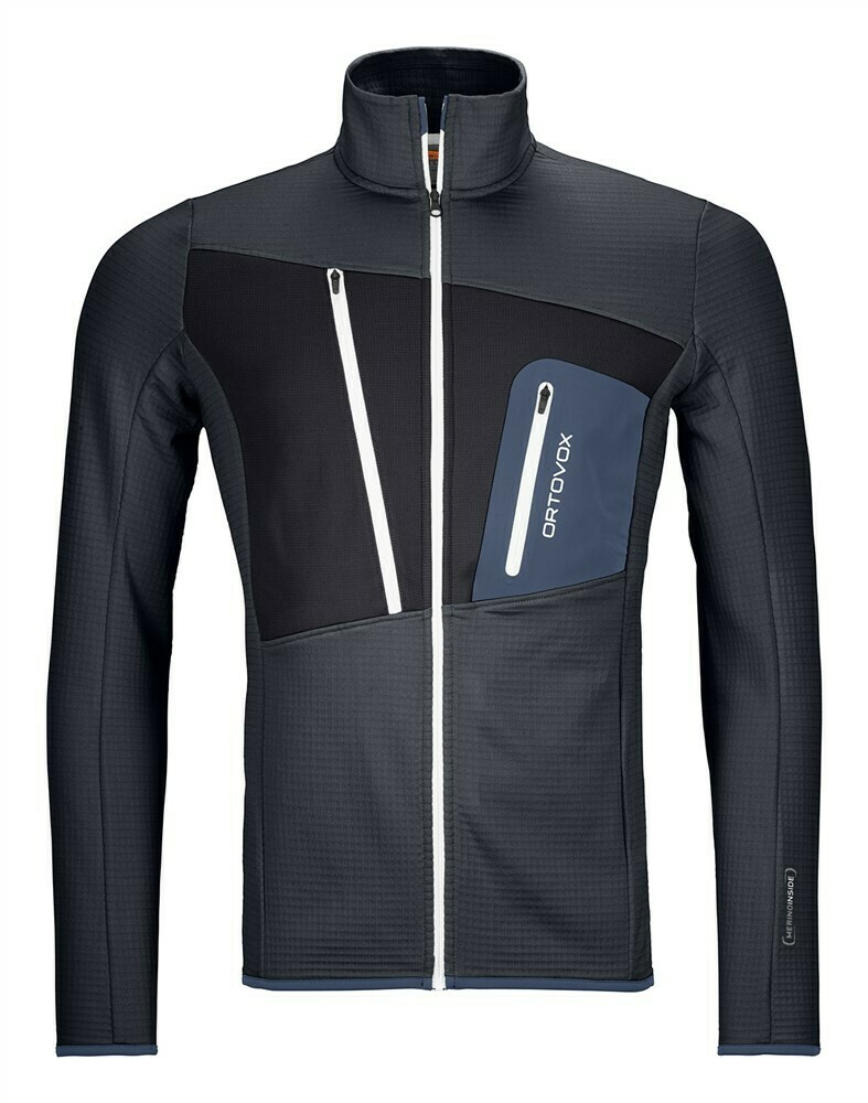 ORTOVOX Fleece Grid Jacket