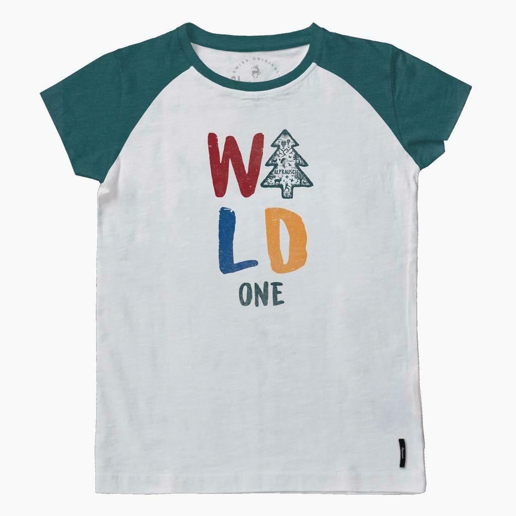ALPRAUSCH Rocker Liebi T-Shirt Kids