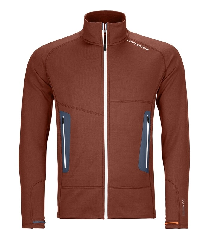ORTOVOX Fleece Light Jacket Men