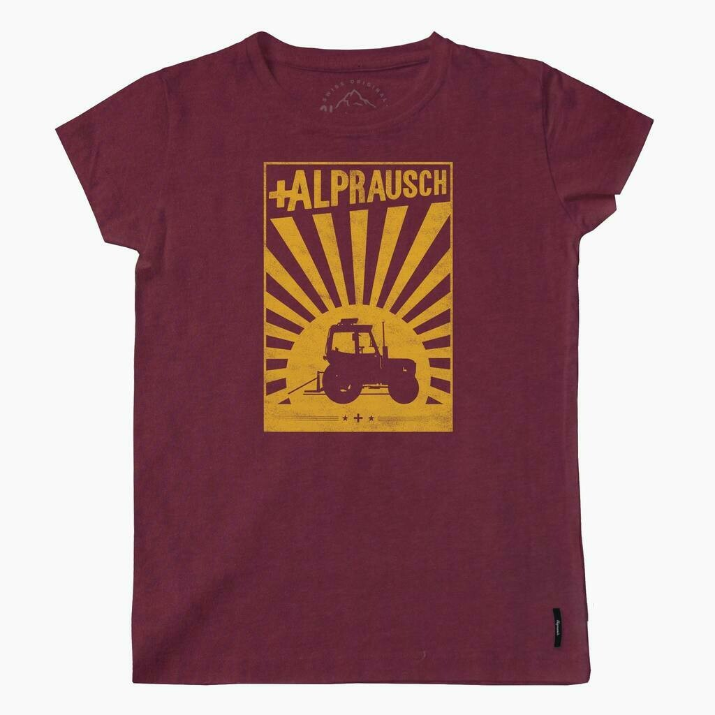 ALPRAUSCH Retro Traktor T-Shirt Kids