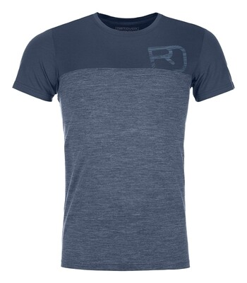 ORTOVOX Cool Logo T-Shirt Men