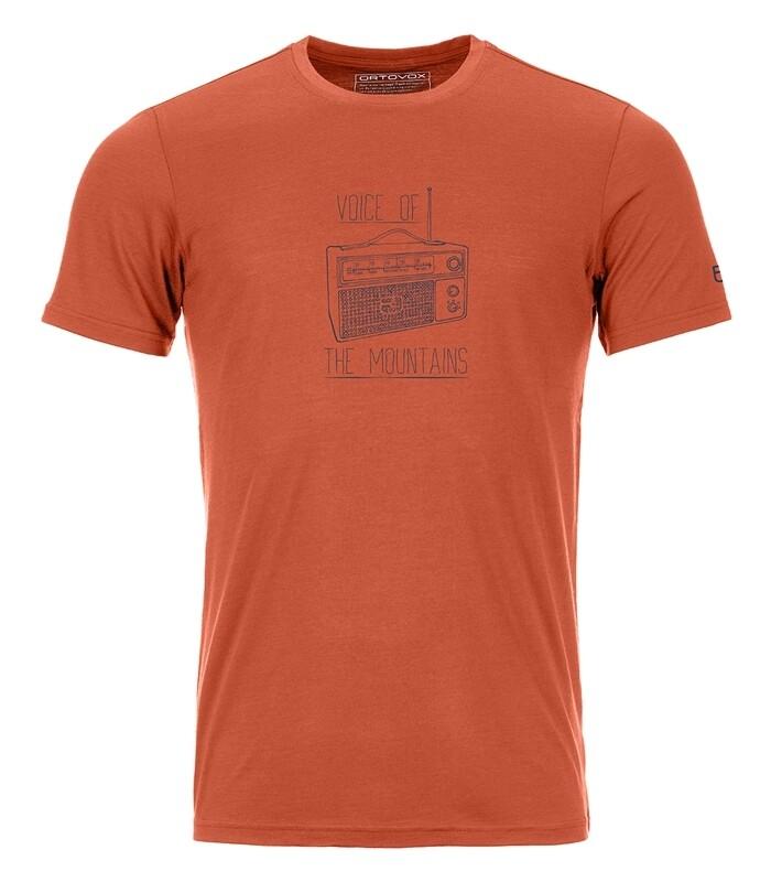 ORTOVOX Cool Radio T-Shirt Men
