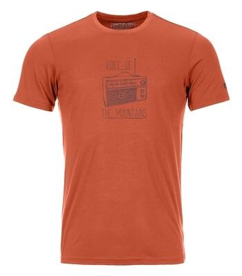 ORTOVOX Cool Radio T-Shirt