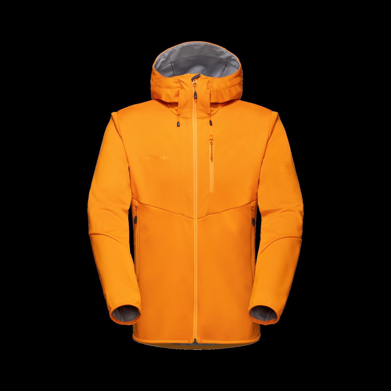 MAMMUT Ultimate VI SO Hooded Jacket Men