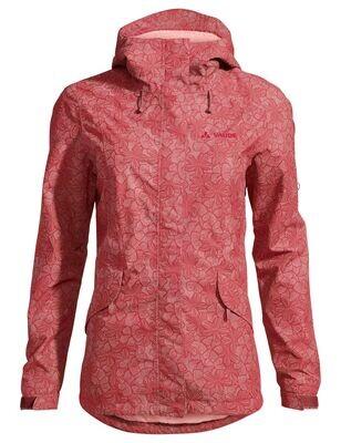 VAUDE Rosemoor AOP Jacket Woman