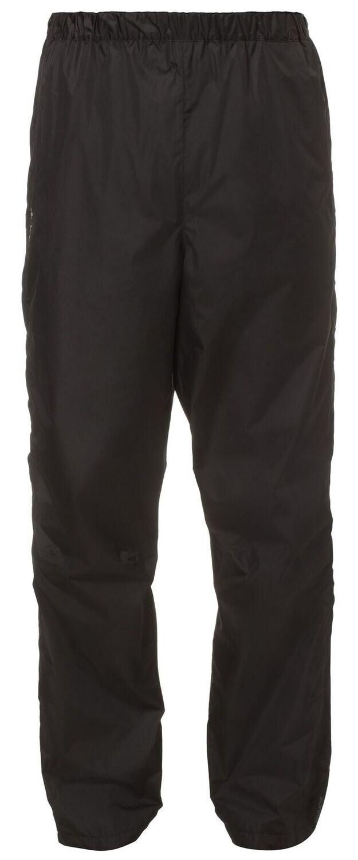 VAUDE Fluid Full-Zip Pants Men