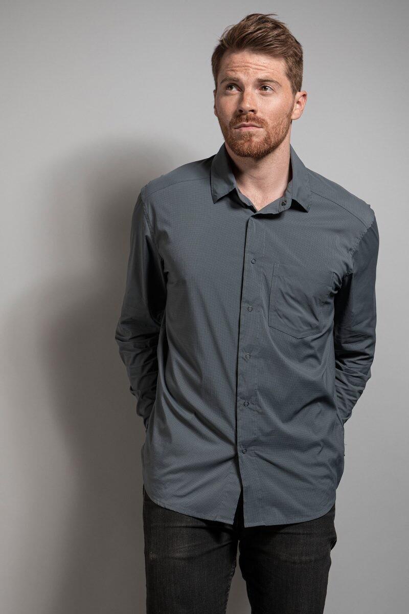 TATONKA Sejo Longsleeve Shirt Men