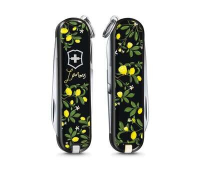VICTORINOX Classic - When Life Gives You Lemons
