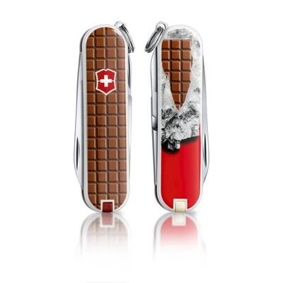 VICTORINOX Classic - Chocolate