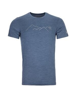 ORTOVOX Merino Mountain T-Shirt Men