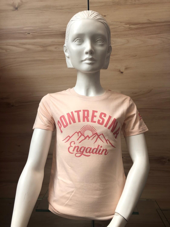 PONTRESINA T-Shirt Kids