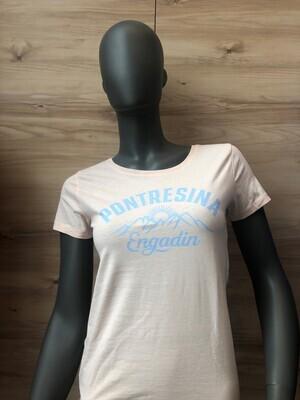 PONTRESINA T-Shirt Lady