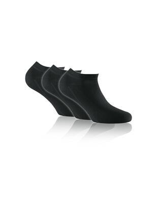ROHNER Basic Sneaker 3er Pac
