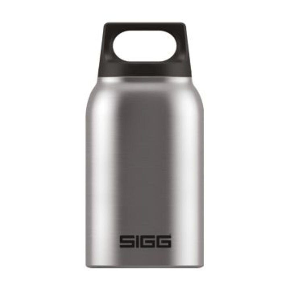 SIGG Hot & Cold Food Jar Brushed 0.5 Liter