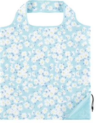 CHILLY'S Reusable Bag - Floral Daisy