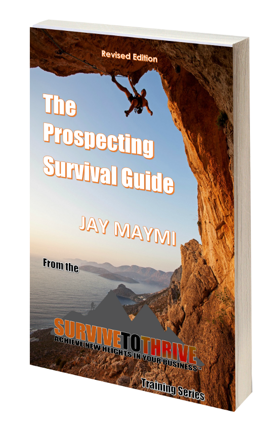 THE PROSPECTING SURVIVAL GUIDE - 3rd Edition