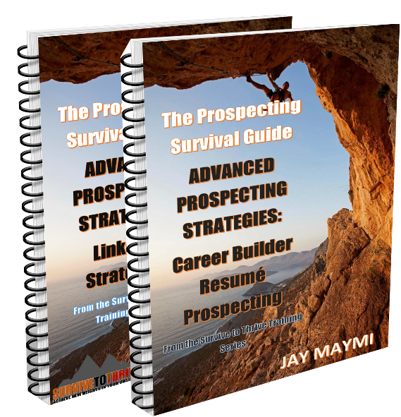 THE PROSPECTING SURVIVAL BOOTCAMP WEBINAR #2 - Advanced Strategies Addendums (PDF DOWNLOAD)