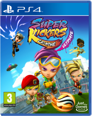 Super Kickers League Ultimate (PS4) Game