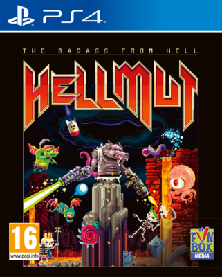 Hellmut: The Badass from Hell (PS4) Game