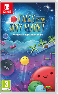 Tales of the Tiny Planet (Nintendo Switch) Game