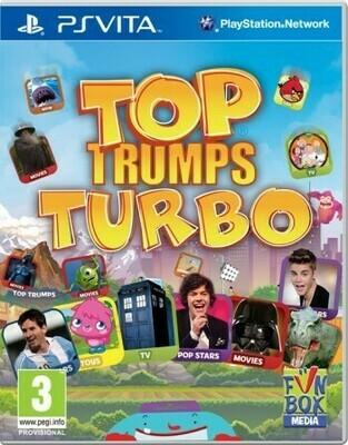Top Trumps Turbo (PSVita)