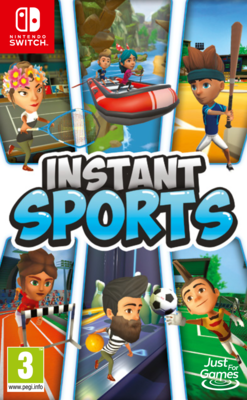 Instant Sports (Nintendo Switch) Game