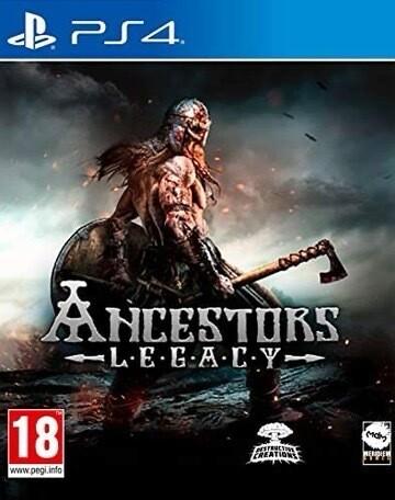 Ancestors Legacy (PS4) Game