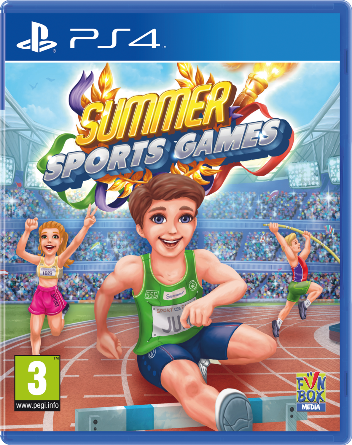Sumer Sports Games (PS4) Game