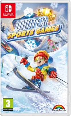 Winter Sports Games (Switch) Game