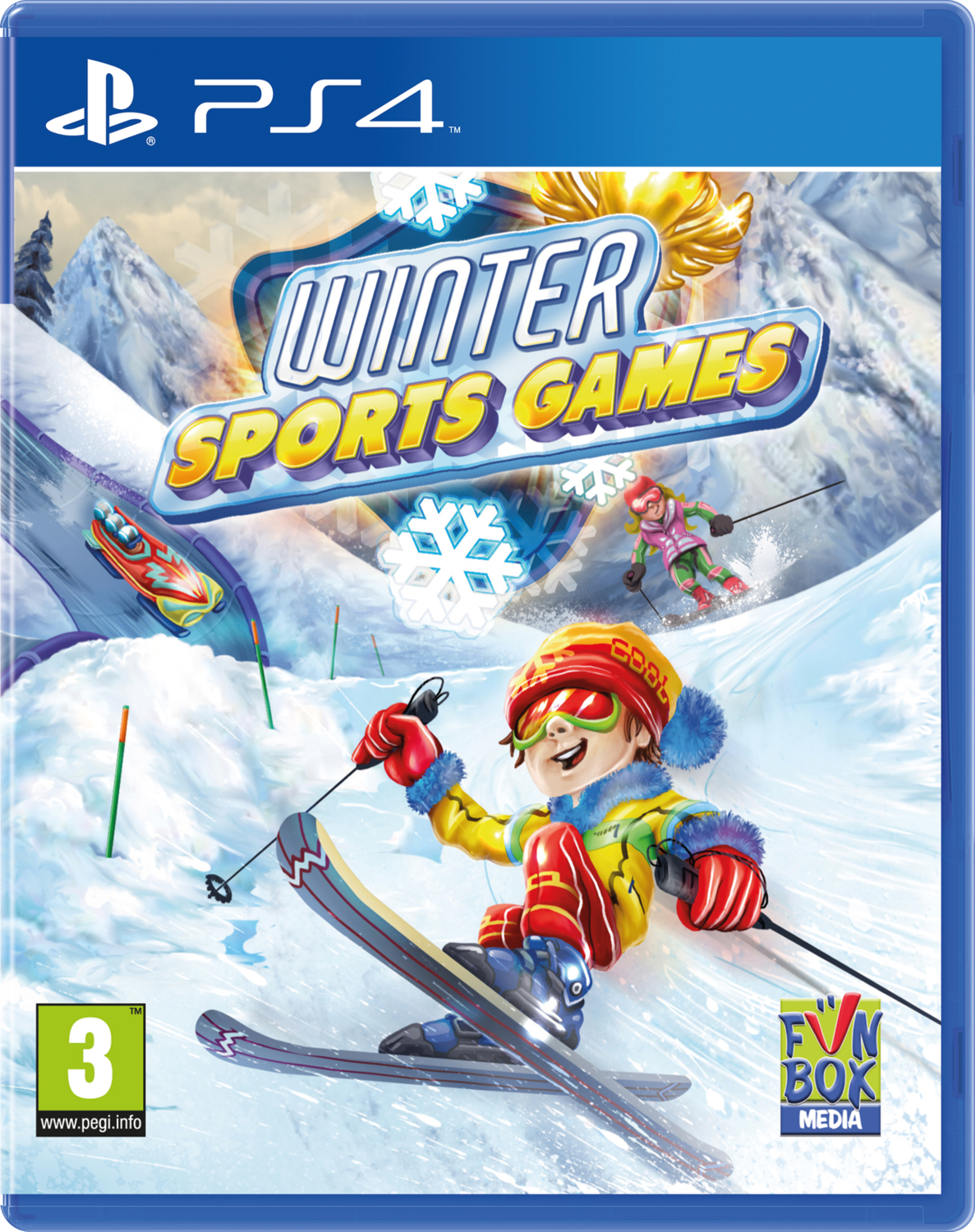 Winter Sports Games (PS4) Game