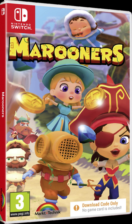 Marooners [Code-in-Box] (Nintendo Switch) Game