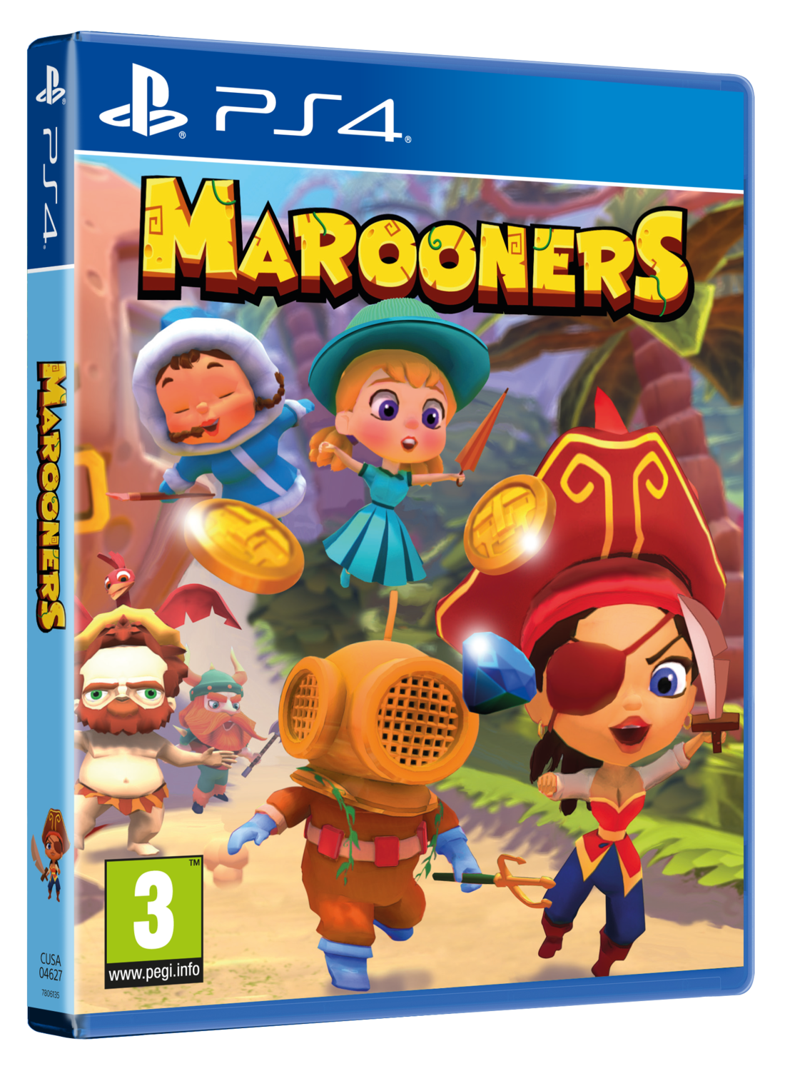 Marooners | PlayStation 4 (PS4) Game