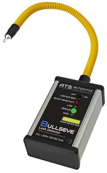 BULLSEYE Leak Detector IR CO2 Sensor
